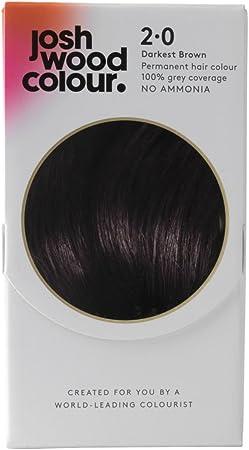 Josh Wood Color 2.0 tinte de pelo permanente marrón oscuro
