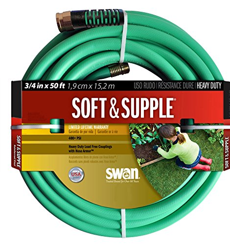 Swan Supple SNSS34050 4 Inch 50 Foot