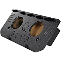 2002-2013 Chevy Avalanche, Cadillac Escalade EXT Dual 12 Sealed Subwoofer Box