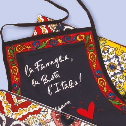Di Martino Dolce & Gabbana: cofanetto Special Edition (grembiule Dolce & Gabbana + cofanetto D&G + 2,5 kg di pasta)