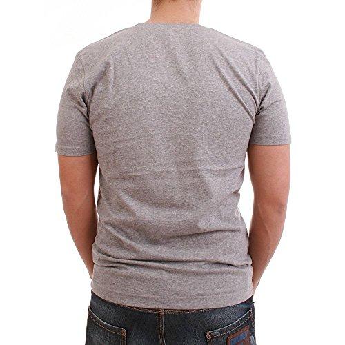 Be Famous T-Shirt Men - PSSST - Grey