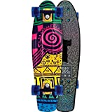 Penny For a Purpose Nickel Complete Skateboard, Ethiopia X BB, 27''