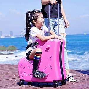 Amazon.com: Juego de maletas para mujer, maleta rígida para ...