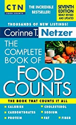 The Complete Book of Food Counts, 7th edition
