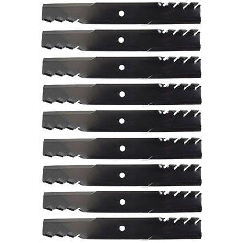 (9 Pack) NHC Premium Replacement Mulching Lawn Mower Deck Blade | 212-0720 212-0887 DC1501