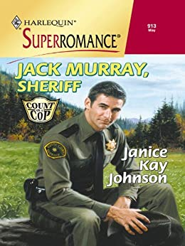 Jack Murray, Sheriff (Count on a Cop) by [Johnson, Janice Kay]
