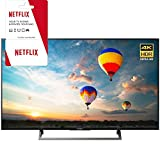 Sony XBR-55X800E 55-inch 4K HDR Ultra HD Smart LED TV (2017 Model) w/ 3 Month Netflix Subscription