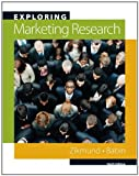 img - for Exploring Marketing Research (with Qualtrics Printed Access Card and DVD) book / textbook / text book