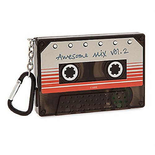 Guardians of the Galaxy Vol. 2 Sound Machine Inspired by Awesome mix cassette tape.Sounds effects at touch of the button