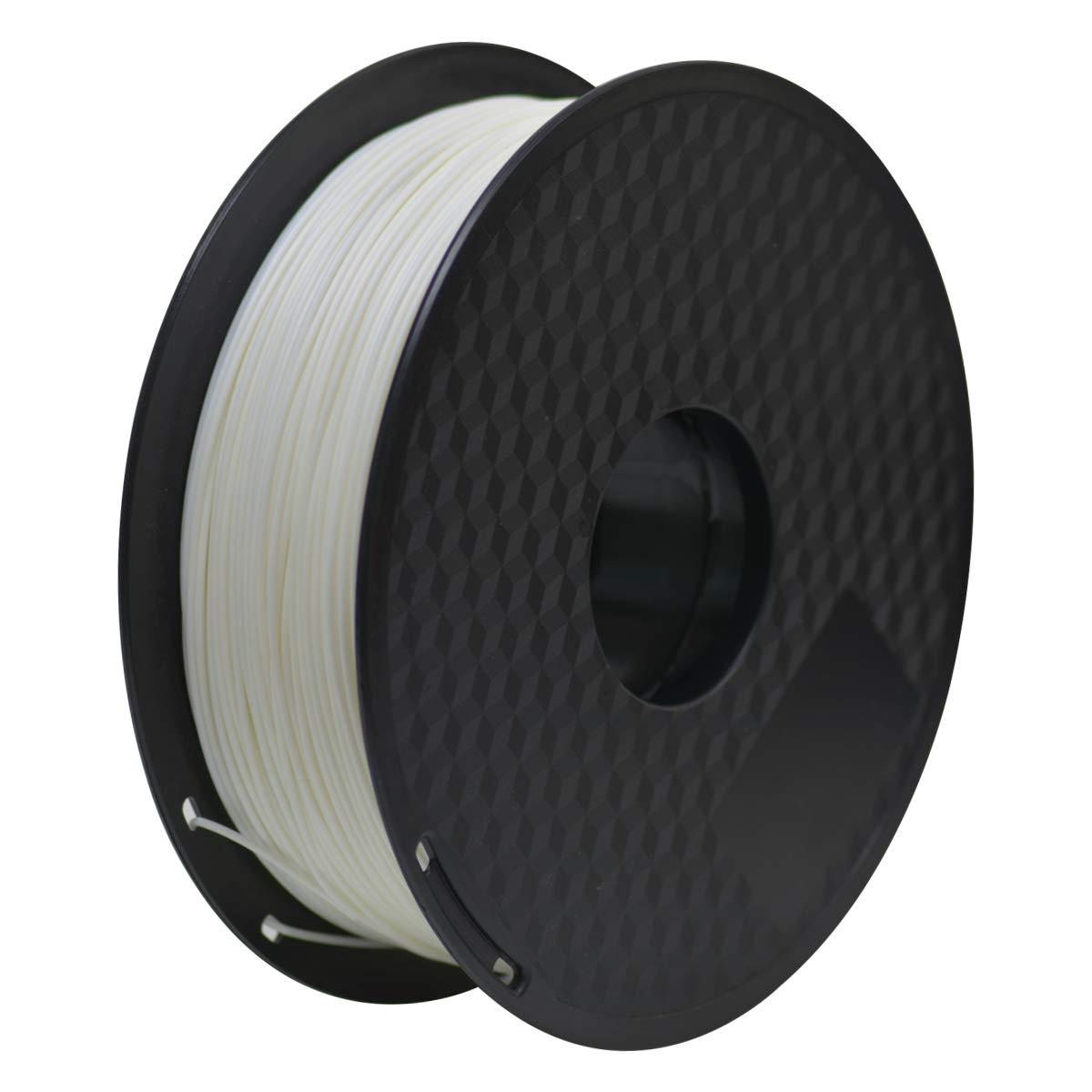 White Geeetech ABS Filament 1.75 mm 3D Filament High Quality Reliable 3D Printing Filament for 3D Printer Color
