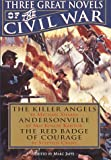 img - for Three Great Novels of the Civil War: The Killer Angels / Andersonville / The Red Badge of Courage book / textbook / text book