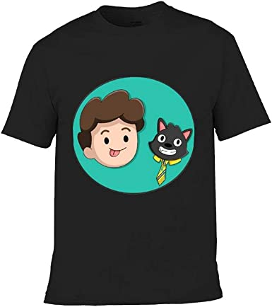 Youth Fashion Tops Boys and Girls Denis-I Love Cat T-Shirts