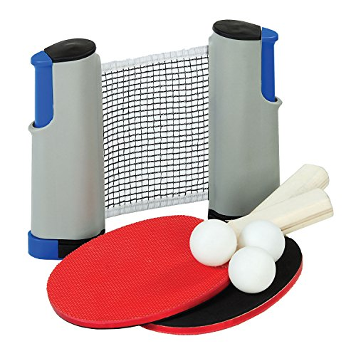 Outside Inside Backpack Table Tennis Set 99959