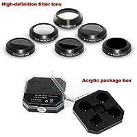 Leewa@ For DJI MAVIC Pro Drone, MCUV CPL ND4 ND8 ND16 ND32 HD Thin Camera Lens Filters