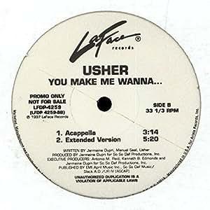 Usher - You Make Me Wa...
