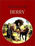 Archives du Berry