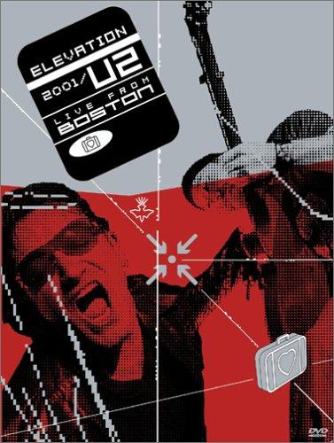 U2『Elevation 2001 : U2 Live From Boston』