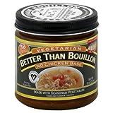 non chicken chicken stock - Betterthan Bouillon Vegetarian, Non Chicken Base, 8 Ounce -- 6 per case.