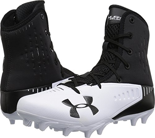 Under Armour Men's UA Highlight Select MC Black/White for sale  Delivered anywhere in USA