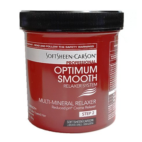 SoftSheen Carson Optimum Smooth Multi-Mineral Relaxer - Regular Strength 14.1 Ounce -