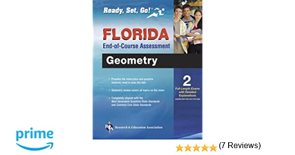 Florida geometry end of course assessment book online florida florida geometry end of course assessment book online florida fcat end of course test prep rebecca dayton 9780738611129 amazon books fandeluxe Image collections