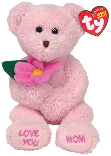 Mom Teddy Bear (Ty Love U Mom - Mother's Day Bear)