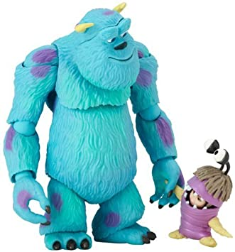 4deb728bcc4 Revoltech  Sully   Boo by Monsters