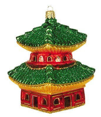 Chinese Christmas.Amazon Com Pagoda Temple Asian Chinese China Japanese Japan
