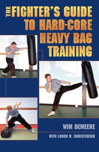 Heavy Bag Workouts - The Fighter's Guide To Hard-Core Heavy Bag Training