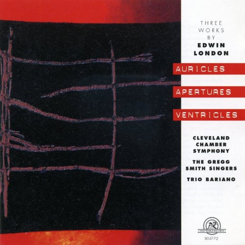 Auricles Apertures Ventricles by Gregg Smith Singers on Amazon Music ...