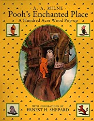 Pooh's Enchanted Place: A Hundred-Acre Wood Pop-Up (Winnie-the-Pooh)
