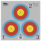 3 spot vegas target - Maple Leaf NAA Official 3-Spot Color Target Vegas 100/pk.