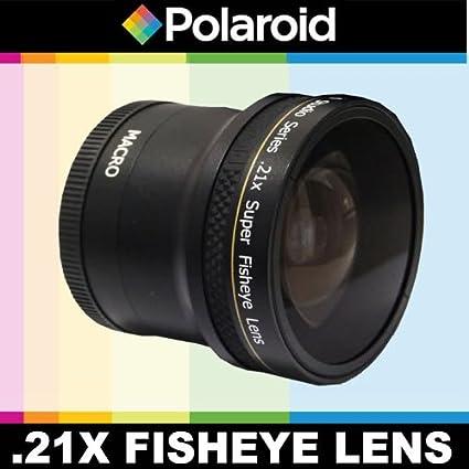 Objetivo Super Fisheye .21 x de Polaroid Studio Series con ...