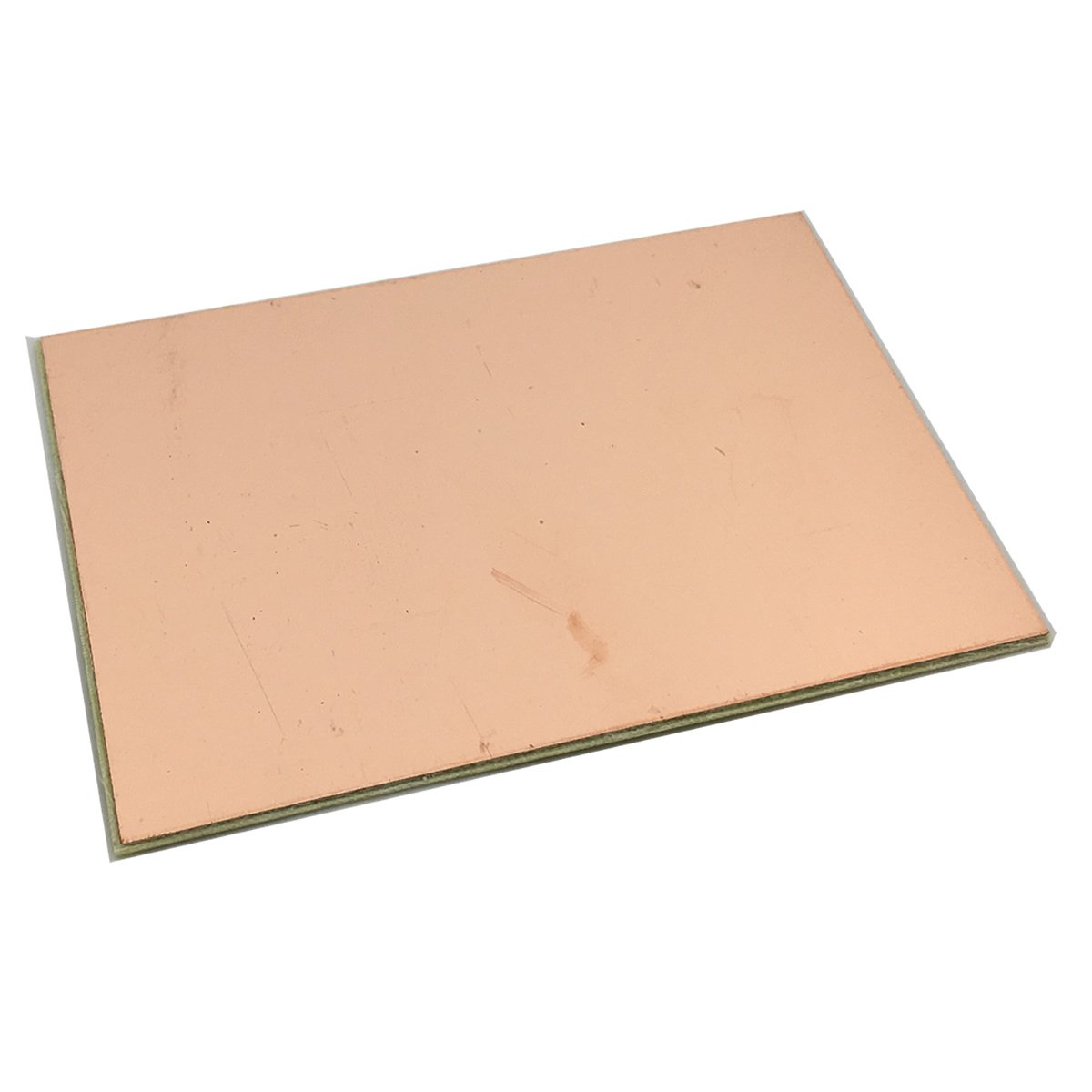 Mcigicm Copper Clad Pcb 10pcs Fr 4 Board Single Side Plain Copperclad Fibreglass Circuit Rapid Online Plate Diy Kit Laminate 100x70mm Industrial Scientific