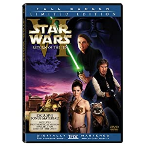 Star Wars Episode VI: Return of the Jedi (Two-Disc Full Screen Enhanced and Theatrical Editions) (1983)