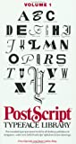 PostScript Typeface Library, Tony Esposito and Jean C. King, 0471285668
