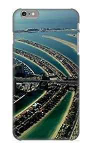 Hytfwj-3612-ecimrmv Case Cover The Palm Islands Atlantis Dubai United Compatible With Iphone 6 Plus Protective Case