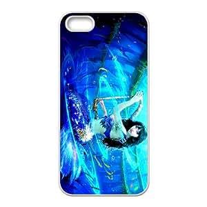 iPhone 5 5s Cell Phone Case White Anime Mermaid K2327776