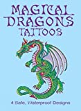 Magical Dragons Tattoos (Dover Tattoos)