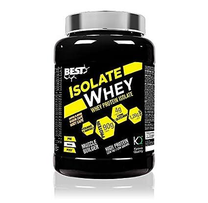 Best Protein Isolate Whey Café - 900 gr
