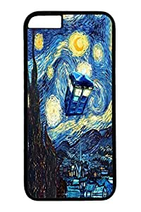 iPhone 6 Case, Personalized Unique Design Covers for iPhone 6 PC Black Case - Doctor Who.Jpeg