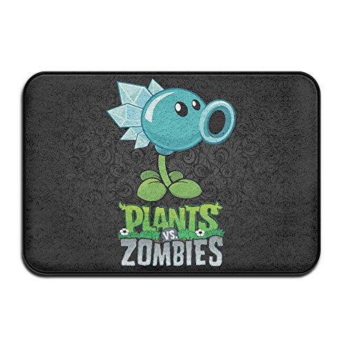 [JFD Plants Vs. Zombies Custom Cool Non-Skid Home Mat 60x40cm] (Doctor Watson Costume)