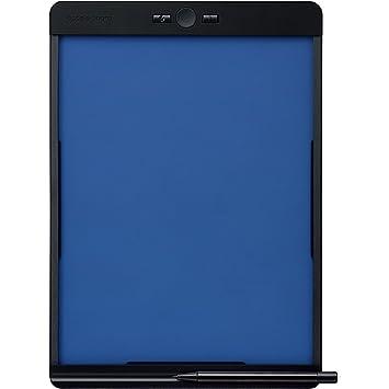 amazon キングジム ブギーボード 黒 bb 11クロ デジタルメモ