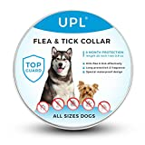 #6: Flea and Tick Prevention for Dogs, Flea and Tick collar for Dogs, One Size Fits All, 25 inch, 8 MONTH PROTECTION, Charity