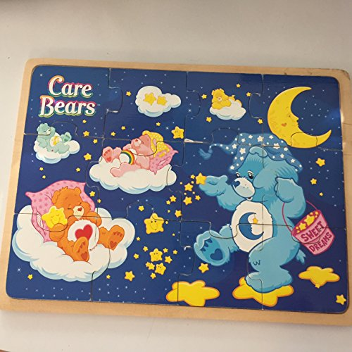 Care Bears Wooden 12 Piece Puzzle in