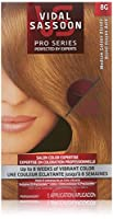 Vidal Sassoon Pro Series Hair Color, 8G Medium Golden Blonde, 1 Kit
