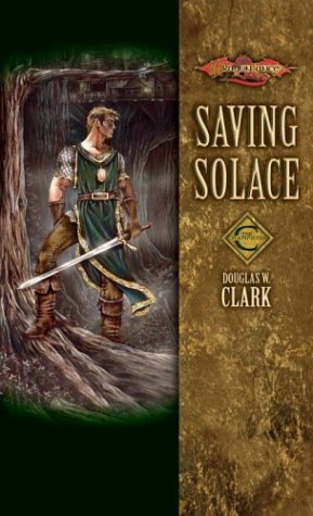 book cover of Saving Solace
