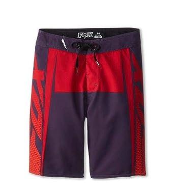 f514d2e4cb Amazon.com: Fox Racing Youth Boys Trench Boardshort: Clothing