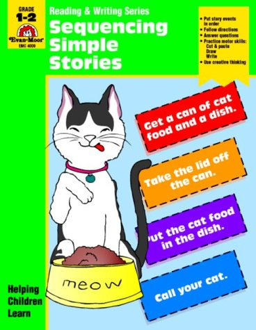 Sequencing Simple Stories (Reading and Writing Series)
