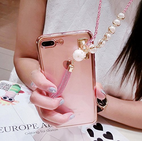 iPhone CaserBay Rhinestone Pearly Necklace product image